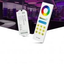 2.4G RF Mi light RGBW LED Remote Control System FUT044A