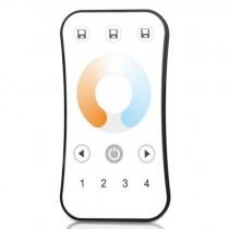 Skydance R7 Color Temperature Remote LED Control 4 Zones 2.4G