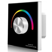 Skydance T3-K 3CH 12-24V Rgb Led Controller Rotary Wall Panel