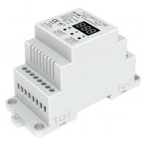 Skydance S1-DR AC100v-240v DIN rail 2 Channel AC Triac DMX Dimmer DMX512 LED Controller
