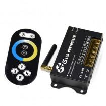 RF202 DC 5V 12V 24v Wireless Remote Control Rf Dimmer 4 Group Controller