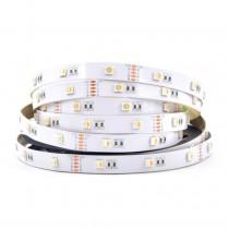 RGBW LED Strip Light 4 Colors in 1 SMD 5050 RGB+Warm White 16.4ft 150LEDs 12V