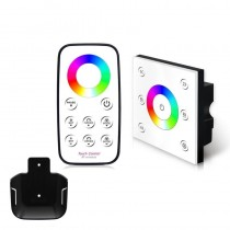 Bincolor P3+T3 Led 12V-24V 3CH RGB Panel Wireless Remote Controller