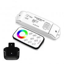 Bincolor T4-R4 Led Controller Wireless Remote Dimmer Receiver Set 12v-24v