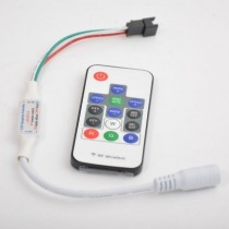 LED 2013-X Wireless LED Controller LED2013 For WS2811 WS2812 Light