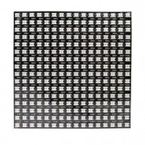 WS2812B Pixels Screen 16x16 256 pixels LED Programmed Panel Light